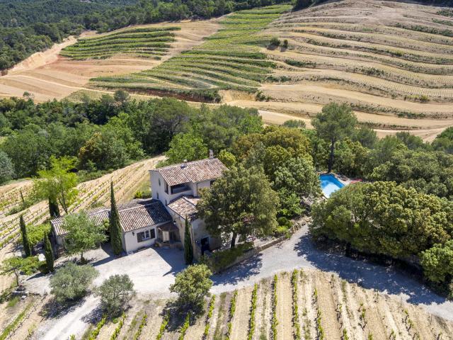 les Dentelles en Provence